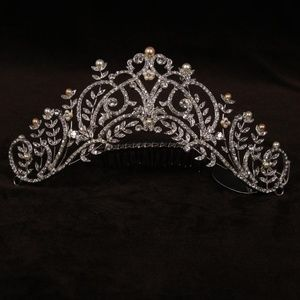 Homa Bridal 250 Bridal Headpiece
